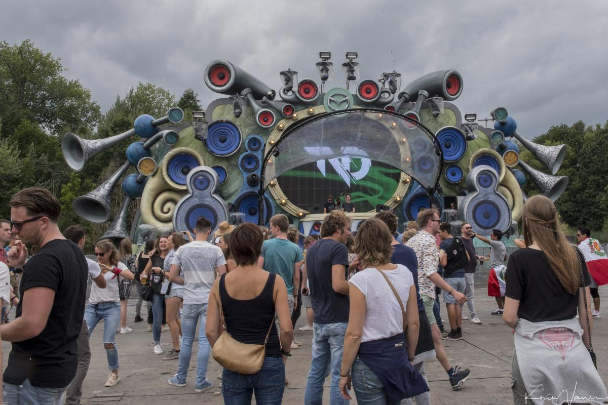 Kevin @ Tomorrowland 2017  37